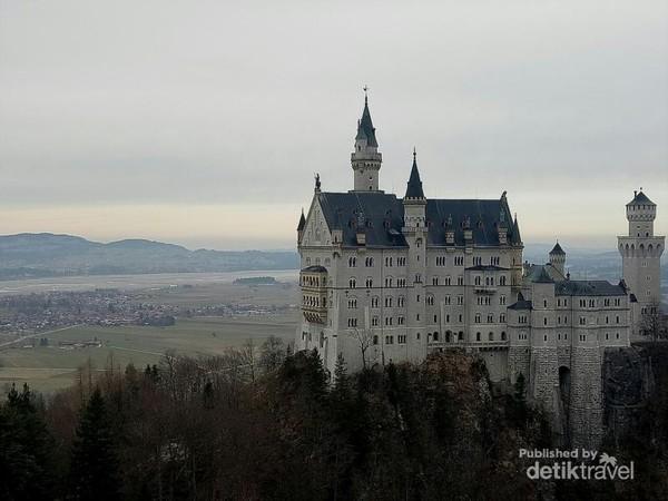Kastil negeri dongeng, kastil Neuschwanstein