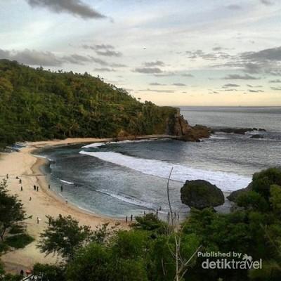 Sunset Romantis untuk Para Penikmat Senja di Yogyakarta