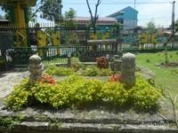 Makam - makam keturunan Sultan Deli