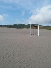 Gumuk pasir parangkusumo merupakan jenis pesisir (coastal) yang selain di Indonesia terdapat juga di Filipina dan Vietnam