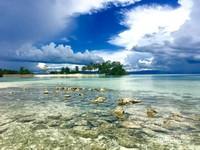 Jernihnya Air di Pulau Bokori