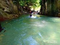 Berenang di Leuwi Lieuk