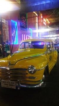 Begini taksi jaman dulu