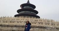 Temple of heaven telah ditetapkan sebagai situs warisan dunia oleh UNESCO pada tahun 1998