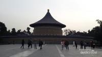 The Imperial Vault of Heaven tampak dari belakang