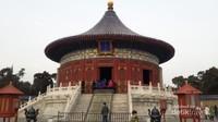 Kuil penting yang kedua bernama The Imperial Vault of Heaven.
