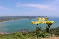 View Bukit Panineungan yang indah.