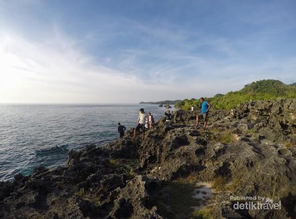 Indahnya Tanjung Gaang