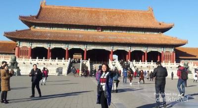 Menyusuri Kota Terlarang di China