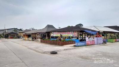Taman Rekreasi Gratis di Bekasi Ini Cocok Untuk Ngabuburit