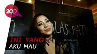 Nikita Willy Ketagihan Main Film Horor