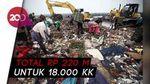 Pemprov DKI Siap Beri Uang Kompensasi Bau Warga Bantar Gebang
