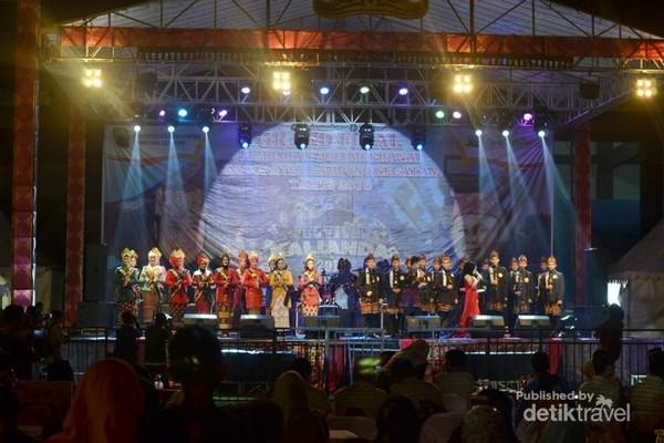 Inilah para finalis muli mekhanai Lampung Selatan 2018.