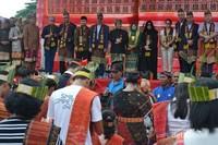 Bupati Lampung Selatan bersama para duta besar negara sahabat