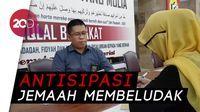 Istiqlal Sambut Tarawih Akbar, Siapkan Tempat Wudu Portabel