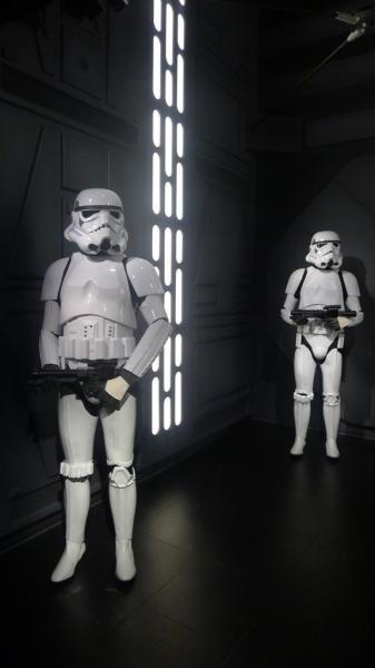 Penggemar Star Wars dapat bertemu Stormtroopers disini