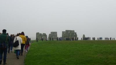 Stonehenge, Warisan Dunia Kebanggaan Inggris