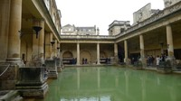 Roman Bath, tujuan utama wisatawan yang berkunjung ke Bath
