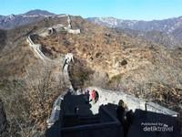 Tembok Cina yang mengagumkan