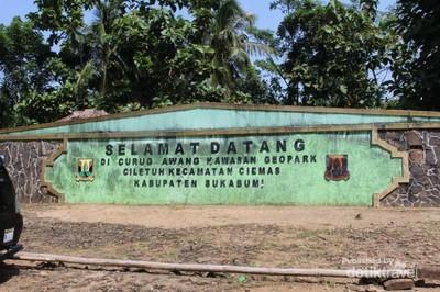 Mudik ke Sukabumi, Ada Curug Keren Bernama Awang