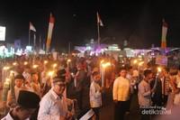Ada pawai obor dalam malam takbiran di Kota Banda Aceh