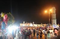 Suasana Malam Takbiran di Kota Banda Aceh