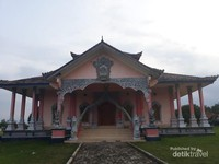 Gedung berarsitektur Bali