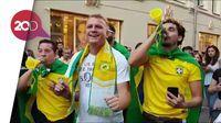 Melting Pot Suporter Sepakbola di Red Square