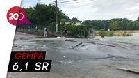 Korban Bertambah, Gempa Osaka Telan 4 Korban dan 380 Luka