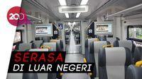 Menjajal KA Bandara dari Stasiun Bekasi