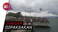 Kapal Tenggelam di Danau Toba, Ini Pesan Menhub
