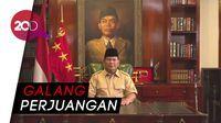 Prabowo Galang Donasi untuk Biayai Ongkos Politik