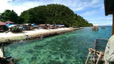 Raja Ampat Mini di Sulawesi