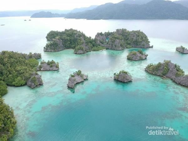 Eksotisme Pulau Sombori