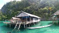 Rumah nenek, tempat transit untuk menikmati keindahan alam pulau sombori