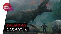 Jurassic World: Fallen Kingdom Kuasai Box Office Pekan Ini