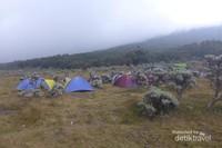 Tempat Mendirikan Tenda