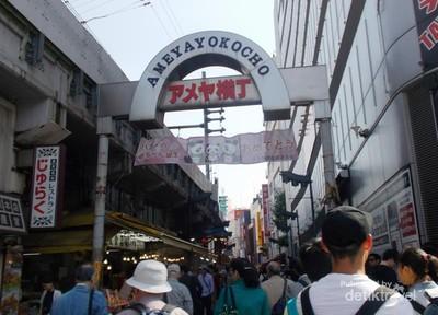 Berburu Oleh-oleh Murah Meriah di Jepang