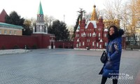 Red Square,Moscow,Rusia. Cantik juga kan versi copy nya.