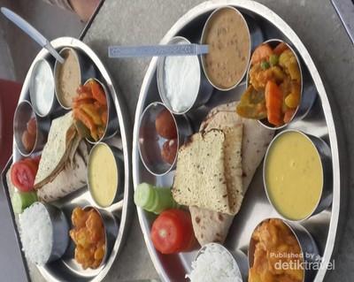 Kalau ke India, Wajib Cobain Kuliner Ini