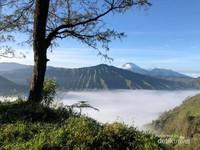 Sudah kayak Negeri di atas awan