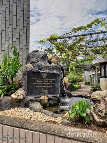 Didirikan Oleh Presiden Republik Indonesia Bapak Soeharto Pada 27 April 1987
