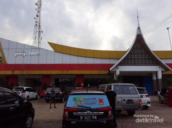 Resto Pagi Sore di Trans Sumatra