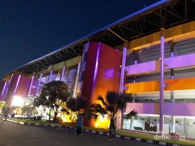 Jalan-jalan Dulu Lah di Jakabaring Sport City