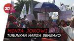 Begini Jadinya Kalo Emak-emak Demo Istana Negara