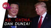 Perang Dagang AS-China, Siapa yang Rugi?