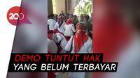 Satpol PP Kampar Riau Ngamuk, Ibu Hamil Jadi Korban