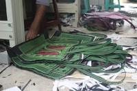 Tas bordiran khas Aceh