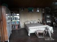Kamar tidur Affandi