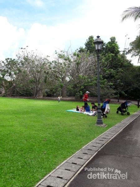 Piknik bareng keluarga atau teman seru kan?